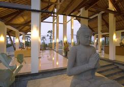 Siddhartha Ocean Front Resort & Spa - Kubu - Lobby