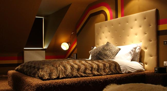 Snooze - Brighton - Bedroom