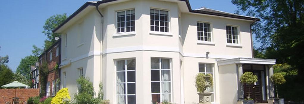 Detmore House - Cheltenham - Building