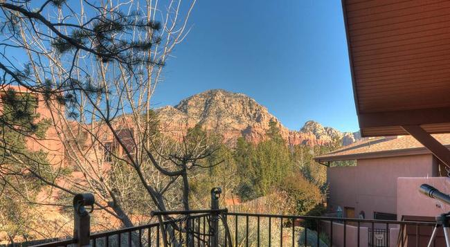 Boots & Saddles Bed & Breakfast - Sedona - Outdoor view