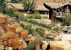 Desert Pearl Inn - Springdale - Building