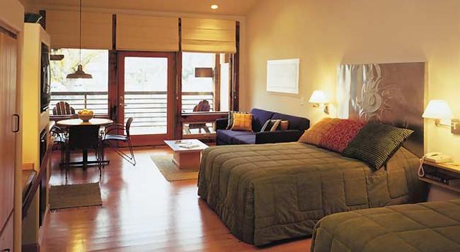 Desert Pearl Inn - Springdale - Bedroom