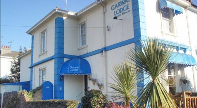 Garway Lodge - Torquay - Building