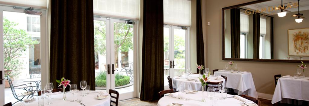The Alluvian - Greenwood - Restaurant
