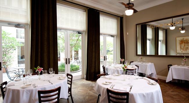 The Alluvian - Greenwood - Restaurant