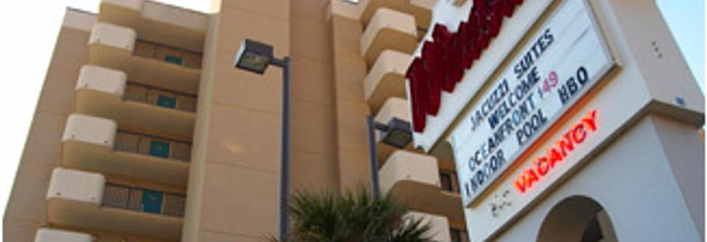 Windsurfer Hotel - Myrtle Beach - Building