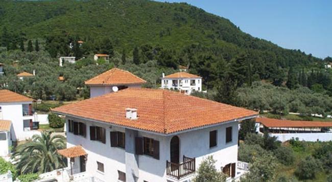 Hotel Ariadne - Skopelos (Thessaly) - Building