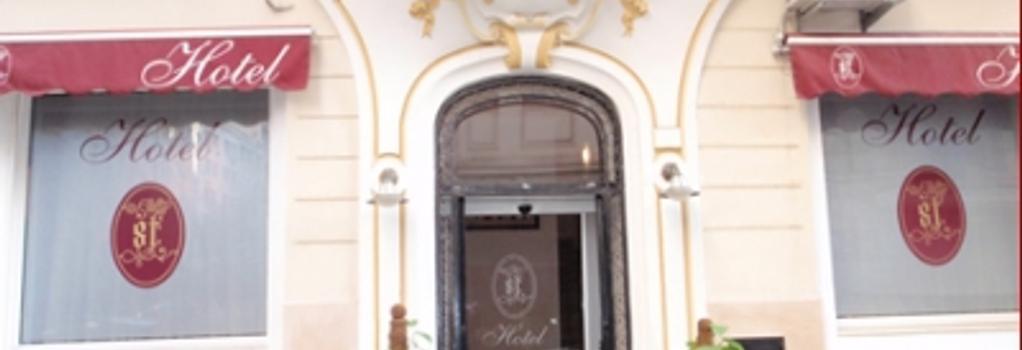 St Hôtel - Algiers - Building