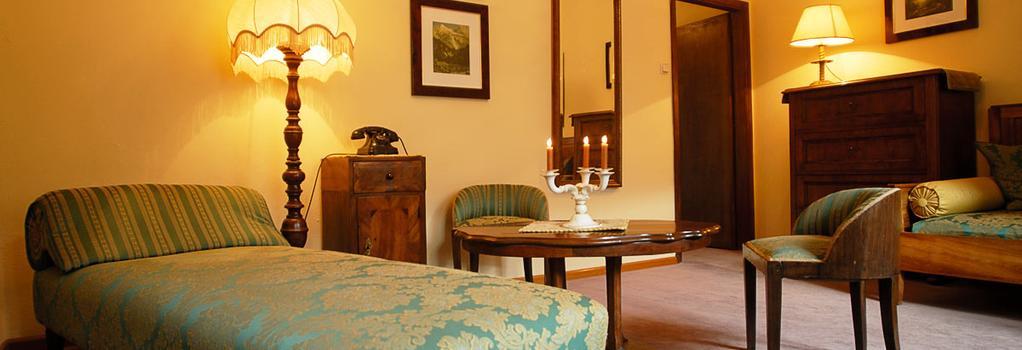 Schloss Labers - Merano - Bedroom