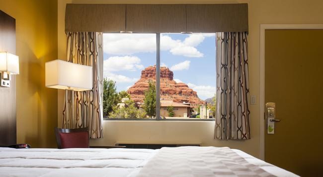 Wildflower Inn at Bellrock - Sedona - Bedroom