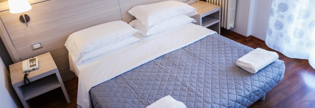 Twelve Hotel - Moncalieri - Bedroom