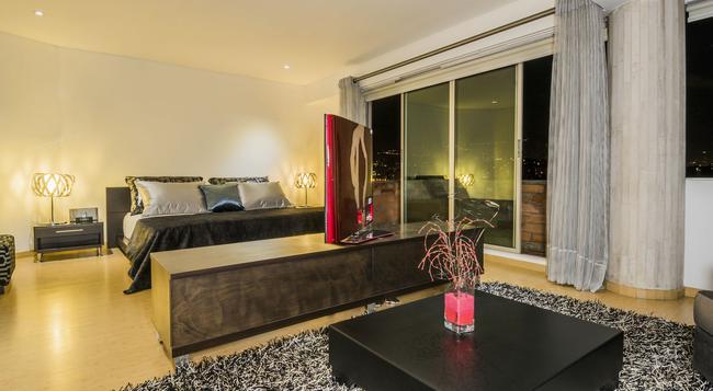 Hotel Egina Medellin - Medellin - Bedroom