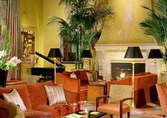 Hotel De Anza - San Jose - Lobby