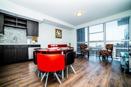 Ginosi Figaro Apartel - Los Angeles - Dining room