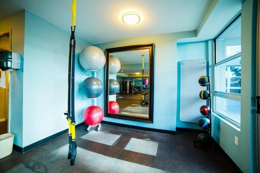 Ginosi Figaro Apartel - Los Angeles - Gym