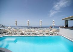 Villa Ilias - Firostefani - Pool