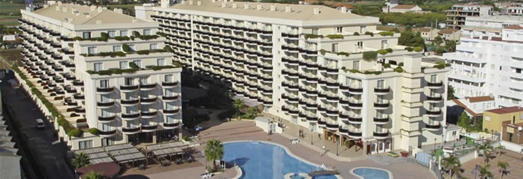 Peñíscola Plaza Suites - Peniscola - Building