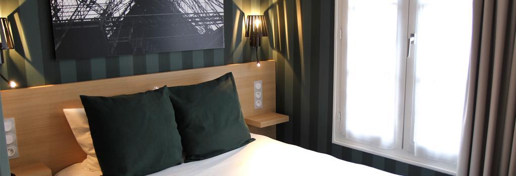 Best Western Hotel Opéra Drouot - Paris - Bedroom