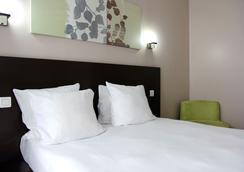 Comfort Hotel Montmartre Place du Tertre - Paris - Bedroom
