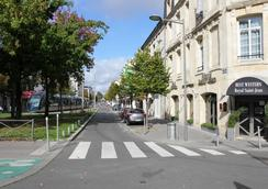 Best Western Hotel Royal St Jean - Bordeaux - Outdoor view