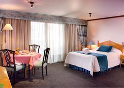 Embajador Hotel - Montevideo - Bedroom
