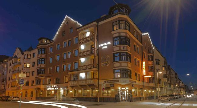 Leipziger Hof Innsbruck - Innsbruck - Building