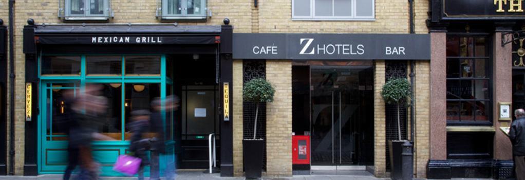 The Z Hotel Soho - London - Building