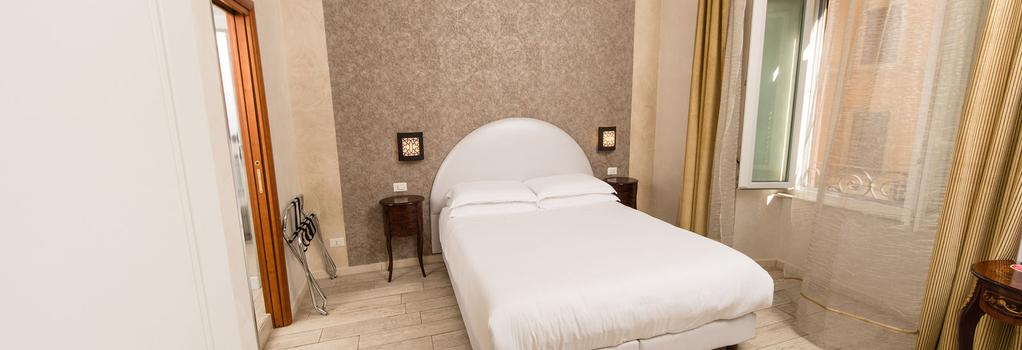 Ripetta Rooms - Rome - Bedroom