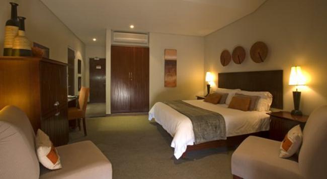 Maropeng Boutique Hotel - Magaliesburg - Bedroom