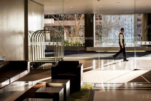 Intercontinental Hotels Sydney - Sydney - Lobby