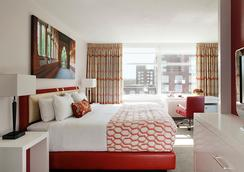 Harvard Square Hotel - Cambridge - Bedroom