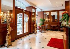 Hotel Diplomate - Geneva - Lobby