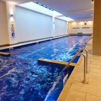 Pegasus Apartment Hotel Indoor Pool