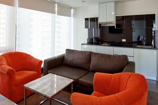 Pegasus Apart'Hotel - Melbourne - Living room