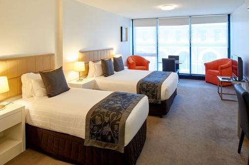 Pegasus Apart'Hotel - Melbourne - Bedroom