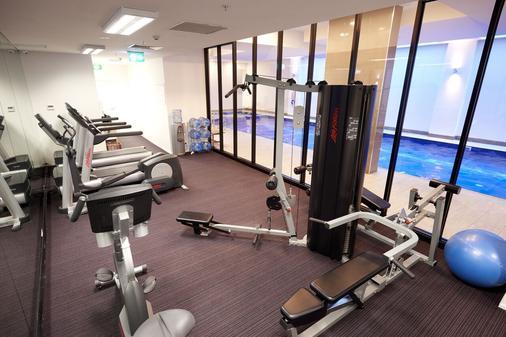 Pegasus Apart'Hotel - Melbourne - Gym