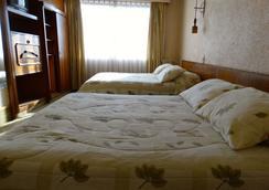 Hotel Waeger - Osorno - Bedroom