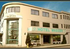 Hotel Waeger - Osorno - Building