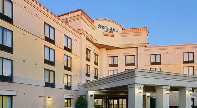 SpringHill Suites by Marriott Fort Worth University - Fort Worth - Building