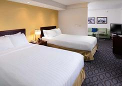 SpringHill Suites by Marriott Fort Worth University - Fort Worth - Bedroom