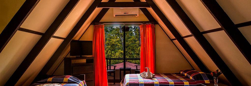 Hotel Los Ranchos - Jaco - Bedroom