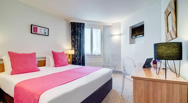 Hotel Caumartin Opera Astotel - Paris - Bedroom