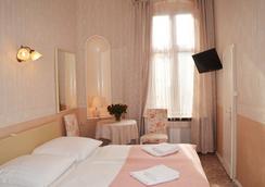 Hotel Pension Bella - Berlin - Bedroom