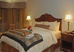 Villa Montes Hotel, an Ascend Hotel Collection Member - San Bruno - Bedroom