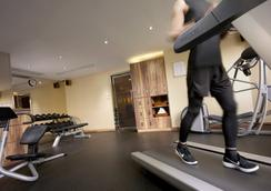 The Harbourview - Hong Kong - Gym