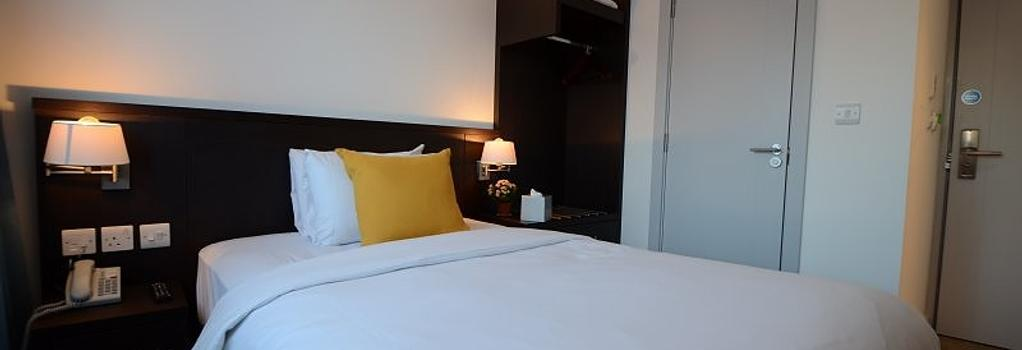 Pelican London Hotel And Residence - London - Bedroom