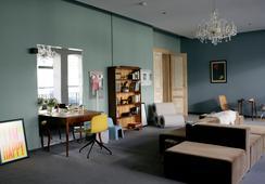 Tiszavirag Szeged Rooms & Restaurant - Szeged - Lobby