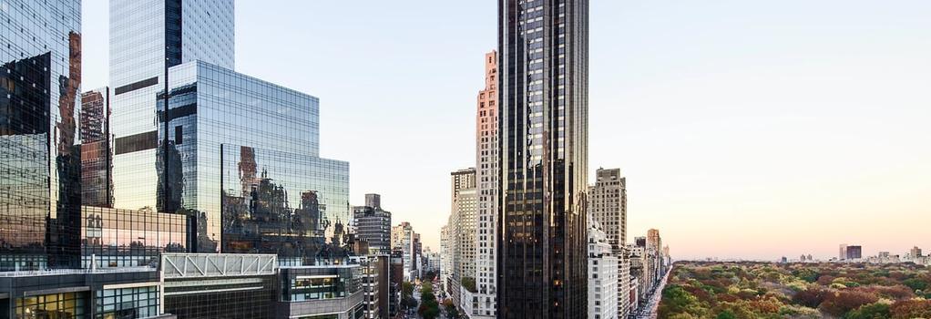 Trump International Hotel & Tower New York - New York - Building