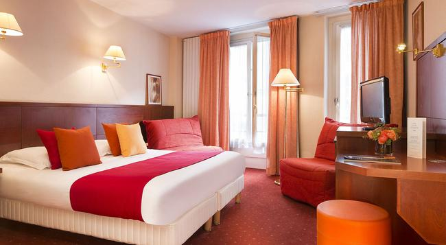 Hôtel Londres Saint Honoré - Paris - Bedroom