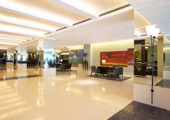 Manila Pavilion Hotel & Casino - Manila - Lobby